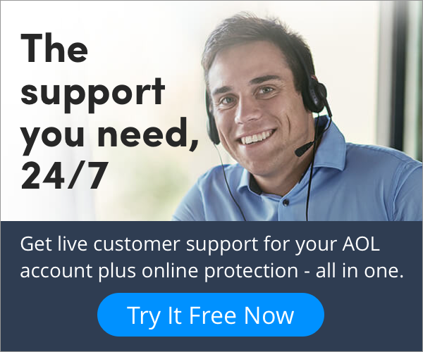 Premium offer - Live Support Plus by AOL
